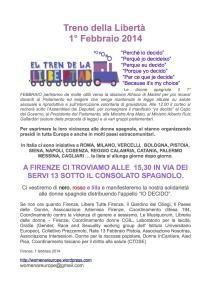 1 febbraio Firenze 1